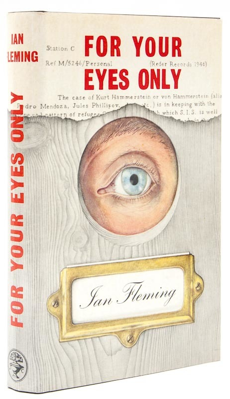 for your eyes only book pdf