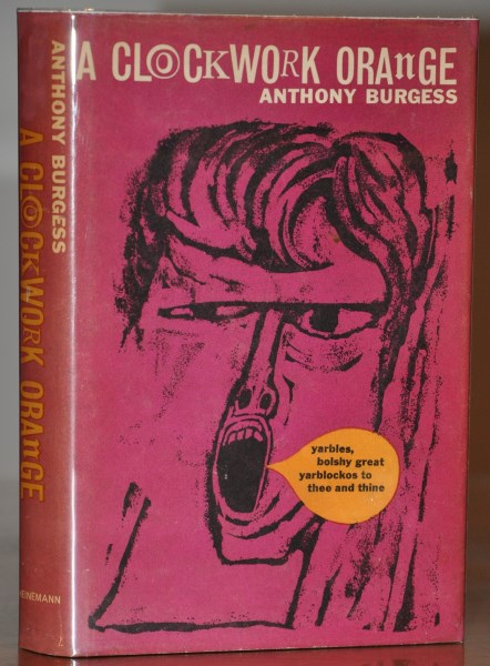 an analysis of the free will in a clockwork orange by anthony burgess A clockwork orange [anthony burgess] on amazoncom free shipping on qualifying offers a vicious fifteen-year-old droog is the central character of this 1963 classic.