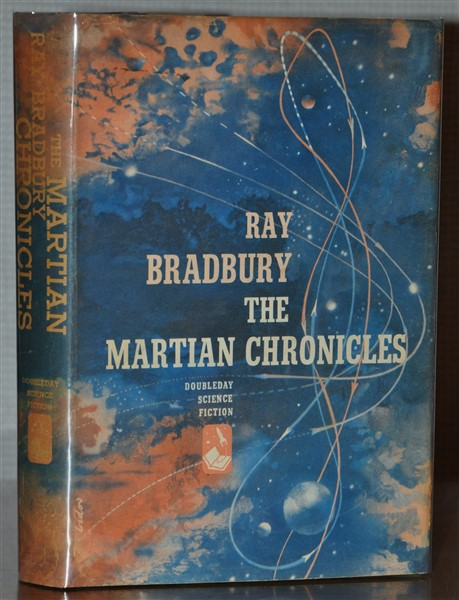 ray bradbury the martian chronicles essay Home → sparknotes → literature study guides → the martian chronicles → suggested essay topics the martian chronicles ray bradbury of the martian.