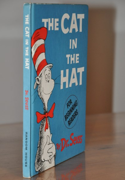 the cat in the hat  u2013 dr  seuss